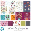 Nancy Nicholson - SUMMER SAMPLER