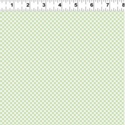 DIAGONAL GINGHAM - GREEN