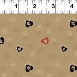 Love Paws - CARAMEL