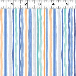 Narrow Stripes - ORANGE