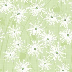 Daisies - GREEN