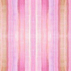 Hand Painted Stripe - PINK