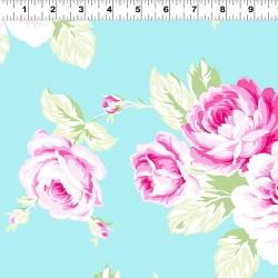 Feature Floral - AQUA