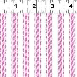 Ticking Stripe - PINK