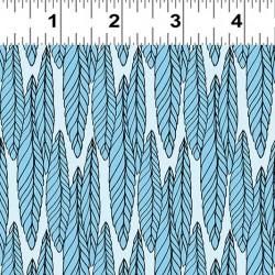 Leaf Line - BLUE