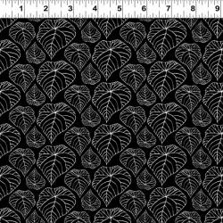 Palm Fronds - BLACK