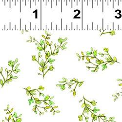 Spring Sprigs - WHITE