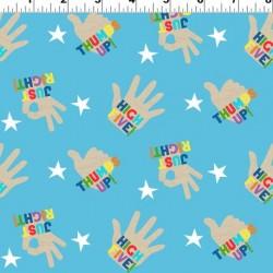 High Five Hands - BLUE