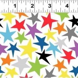 Stars - WHITE