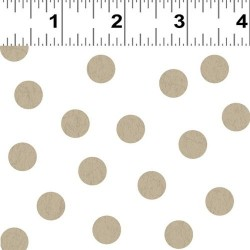 Dots - TAUPE