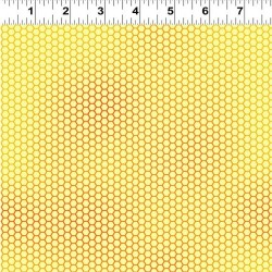 Honeycomb - YELLOW