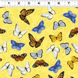 Butterflies - YELLOW