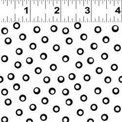 Spots - BLACK/WHITE