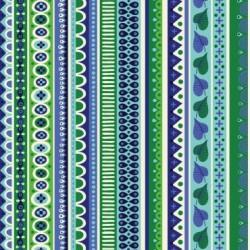 Pattern Stripes - NAVY