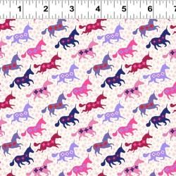 Dancing Unicorns - PINK