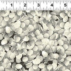 Leaves - GREY