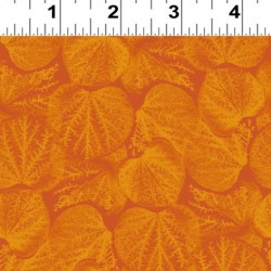 Faded Leaves - ORANGE