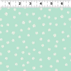 Tossed Pawprints - MINT