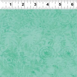 Faded Pattern - AQUA