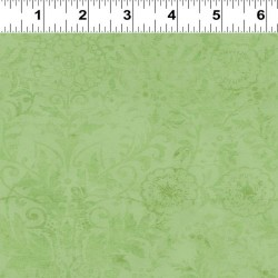 Faded Pattern - GREEN