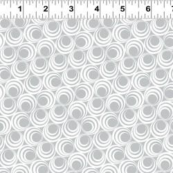 Multi Circles - GREY/WHITE