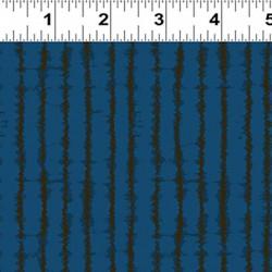 Textured Stripe - DARK DENIM