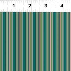 Skinny Stripe - OLIVE