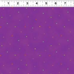 Dots - EGGPLANT