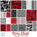 Clothworks - RUBY NIGHT