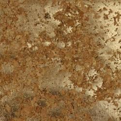 """Cork Fabric-Natural/Copper- 18""""x15"""""""