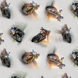 Motobikes - SILVER