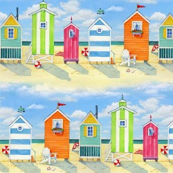 Beach Bath Houses - SAND