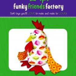 Pattern FFF - CHEEKY CHOOK