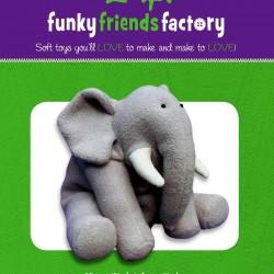 ELLIE ELEPHANT Pattern