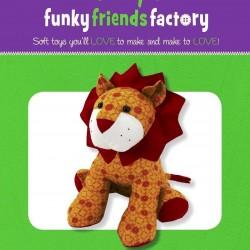 Pattern FFF - LARRY LION