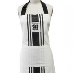 "CENTRE STRIPE APRON 24"" x 29"""
