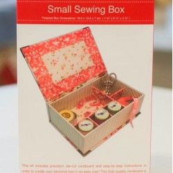 RS SMALL SEWING BOX (19.5x13x7cm)