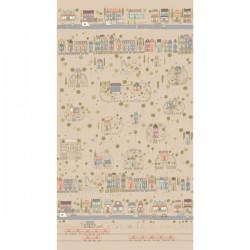 Panel - Neighborhood 60cm - TAUPE