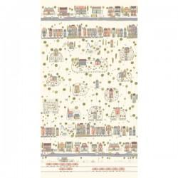 Panel - Neighborhood 60cm - CREAM