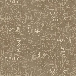 Alphabet - KHAKI
