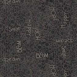 Alphabet - DARK GRAY