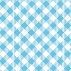 Plaids - BLUE