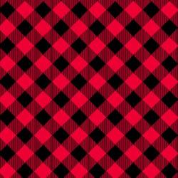 Plaids - RED/BLACK