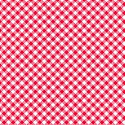 Checks - RED/WHITE