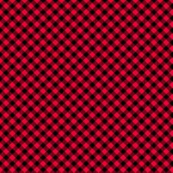 Checks - RED/BLACK