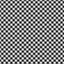 Checks - BLACK/WHITE