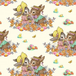 Bunnies - CREAM