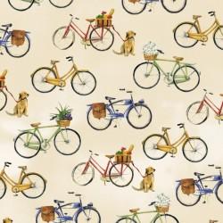 BICYCLES - TAN