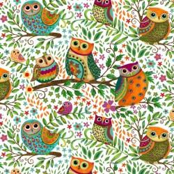 OWLS - WHITE