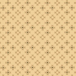 Nine Patch Clusters - CREAM